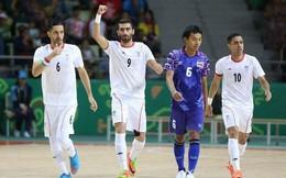 Nhận 9 bàn thua, Thái Lan tan mộng xưng vương châu Á