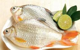 7 món ăn từ cá diếc cho người suy nhược cơ thể