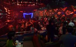 TP. HCM: Cảnh sát bao vây 2 quán bar ở trung tâm, dân chơi tháo chạy tán loạn