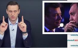 Thủ lĩnh đối lập Nga tung át chủ bài chống chính phủ của ông Putin