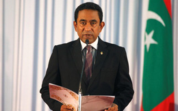 """Sẵn sàng dấy binh, Tổng thống Maldives cử đặc sứ tới """"cầu viện"""" Trung Quốc, Ả rập Saudi"""