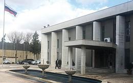 Tòa nhà đại diện thương mại Nga ở Syria bị khủng bố tấn công