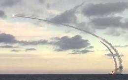 Nga bắn hơn 100 tên lửa tiêu diệt khủng bố ở Syria
