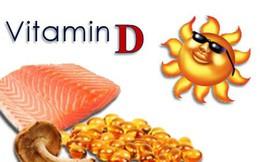 Sử dụng vitamin D liều cao, kéo dài có thể gây ngộ độc