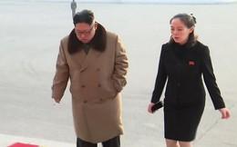 Em gái nhà lãnh đạo Triều Tiên Kim Jong-un đã tới Hàn Quốc