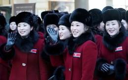 """""""Ngoại giao son môi"""" Triều Tiên tại Olympic PyeongChang"""