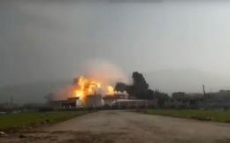 Báo thù cho Su-25, Nga không kích hủy diệt phiến quân ở Idlib