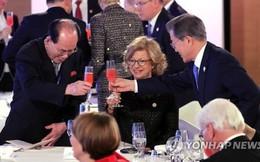 Được xếp ngồi cùng bàn với đại diện Triều Tiên, Phó TT Mỹ bỏ tiệc tối tại Thế vận hội