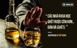 Tất cả sự thật về rượu: Uống rượu lâu say, uống bao nhiêu là đủ?