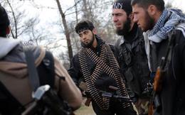 Phiến quân 11 khu vực bất ngờ hạ vũ khí, đầu hàng quân đội Syria