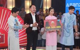"""Cô gái mặt đơ hát """"đà đá đa"""" hạ gục Trấn Thành, Trường Giang giành 150 triệu"""