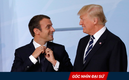 Vì sao ông Trump chọn Tổng thống Pháp là thượng khách đầu tiên để đãi quốc yến?