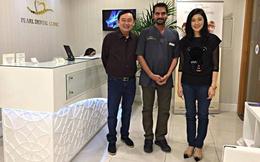 Anh em cựu Thủ tướng Yingluck cùng xuất hiện tại Dubai