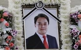 Đám tang của diễn viên Hàn Quốc dính bê bối tình dục: Gia đình đau xót tột cùng