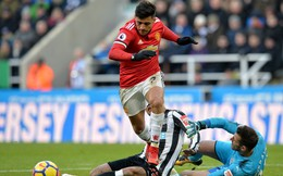 Ghi bàn để cất cánh cùng Man United đi, Alexis Sanchez!