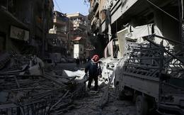 """Nga """"tố"""" tội ác đối với dân thường của phiến quân cố thủ ở Đông Ghouta"""