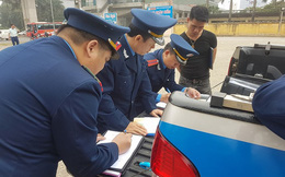 """Chủ tịch Hà Nội yêu cầu làm rõ vụ bãi xe lậu """"rút ruột"""" bến xe Yên Nghĩa"""