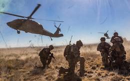 Sức mạnh của trực thăng Mỹ trong các chiến dịch toàn cầu