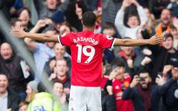 M.U 2-1 Liverpool: Cứ trận lớn, Rashford lại sắm vai người hùng...