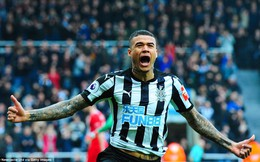 Clip bản quyền Premier League: Newcastle 3-0 Southampton
