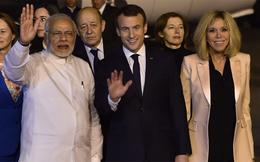 Pháp - Ấn bắt tay, Ấn Độ Dương và nỗi ám ảnh Trung Quốc