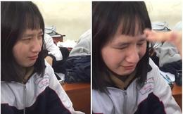 Nhờ bạn cùng lớp cắt hộ tóc mái, nữ sinh mếu máo với kết quả không như tưởng tượng