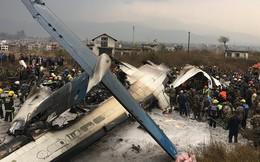 Máy bay Bangladesh chở 71 người bốc cháy ở Nepal, ít nhất 39 người thiệt mang