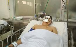 Thượng úy CSGT bị kéo lê vẫn trong tình trạng nguy kịch, phải thở máy
