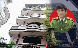 Cận cảnh ngôi nhà của ông Nguyễn Thanh Hoá ở Chùa Láng