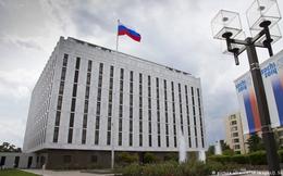 Trực thăng bí ẩn xuất hiện phía trên Đại sứ quán Nga tại Mỹ