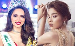 Kỳ Duyên, Hương Giang, Mỹ Linh phản ứng ra sao trước tin đồn mua giải Hoa hậu?