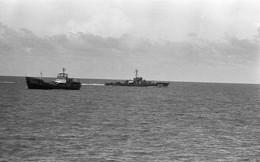 Chiến dịch cứu hộ tàu HQ-614 trên khu vực Thuyền Chài - Trường Sa của Hải quân Liên Xô