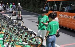 Grab lấn sang lĩnh vực chia sẻ xe máy, xe đạp
