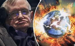 """Ba điều ám ảnh nhất với Stephen Hawking: """"Nhân loại chỉ còn 100 năm để di chuyển"""""""