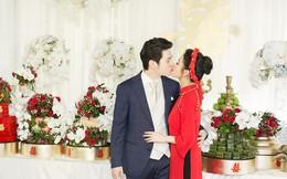Mai Hồ công khai loạt khoảnh khắc ngọt ngào với chồng sắp cưới trong lễ đính hôn