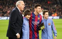"""Người liều mình đưa Messi đến với Barcelona và chuyện về thứ bản năng """"ngoài hành tinh"""""""