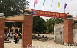 Học sinh lớp 1 tử vong bất thường tại trường học