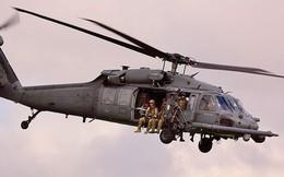 Mỹ: Rơi trực thăng quân sự chở 7 người ở Iraq