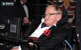 Cuộc phỏng vấn tiết lộ ước vọng của chính Stephen Hawking về ngày cuối đời