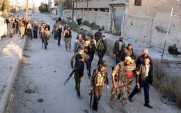 5.000 dân thường Syria chạy thoát, hàng trăm chiến binh rút khỏi 2 thị trấn ở Đông Ghouta