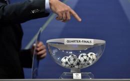Bốc thăm tứ kết UEFA Champions League & Europa League 2017/18: 18h00 hôm nay (16/3)
