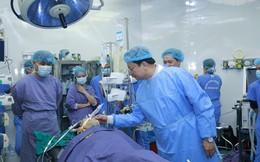 Lần đầu tiên Việt Nam thực hiện ghép phổi thành công từ người cho chết não