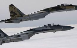Tuần qua, chiến đấu cơ Nga 7 lần chặn máy bay trinh sát nước ngoài