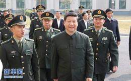 Ông Tập Cận Bình tái đắc cử Chủ tịch Quân ủy trung ương Trung Quốc