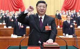 Ông Tập trở thành lãnh đạo đầu tiên tuyên thệ nhậm chức trước hiến pháp trong lịch sử TQ