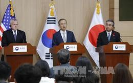 Mỹ - Nhật - Hàn phối hợp chuẩn bị cho cuộc gặp thượng đỉnh Mỹ-Triều