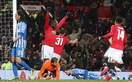 """Sau """"hịch tướng sĩ"""" dài 12 phút, Mourinho được 2 trò cưng """"cứu giá"""" trước đối thủ khó chịu"""