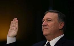 Kịch bản Mike Pompeo làm Ngoại trưởng Mỹ: Được gì và mất gì?