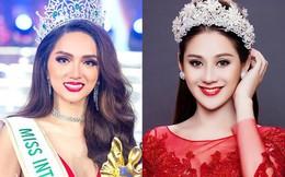 Bị so sánh nhan sắc với Lâm Khánh Chi, Hoa hậu Hương Giang thẳng thắn đáp lại