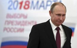 """Tổng thống Putin nói gì khi được hỏi: """"Cần bao nhiêu tỷ lệ % để thắng cử?"""""""